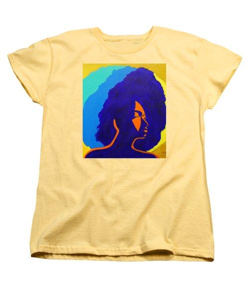 Lady Indigo Women's T-Shirt (Standard Cut)