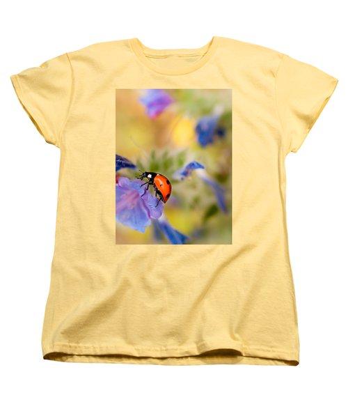 Ladybird Women's T-Shirt (Standard Cut)