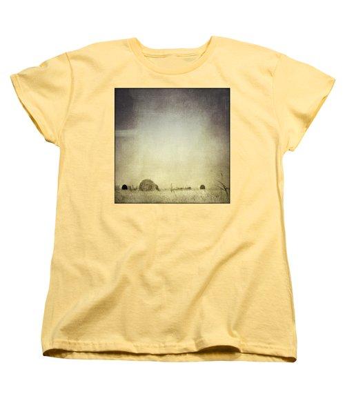 Let The Rain Come Down Women's T-Shirt (Standard Cut) by Trish Mistric