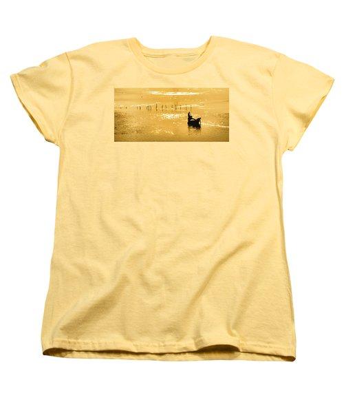 Life Is But A Dream Women's T-Shirt (Standard Cut) by John Hansen
