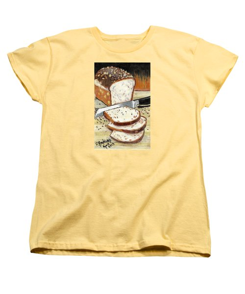Loaf Of Bread Women's T-Shirt (Standard Cut)