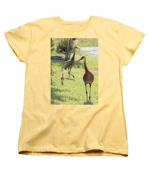 Looking For A Handout Women's T-Shirt (Standard Cut)