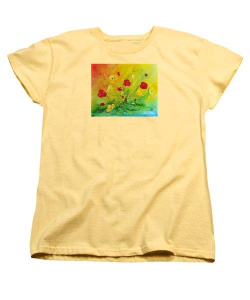 My Favourite Women's T-Shirt (Standard Cut) by Teresa Wegrzyn