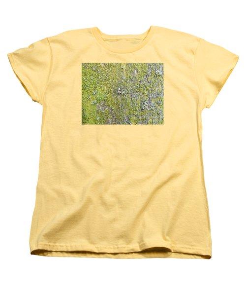 Natural Abstract 1 Women's T-Shirt (Standard Cut) by Paulo Guimaraes