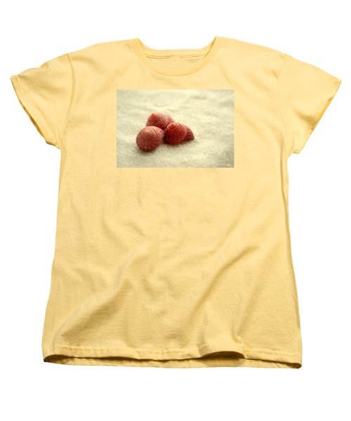 Women's T-Shirt (Standard Cut) featuring the photograph Nothing Is Ordinary by Melanie Moraga