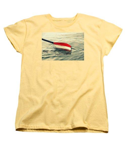 Oar Women's T-Shirt (Standard Cut)