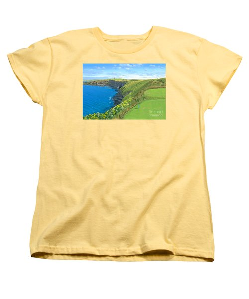 Old Head Golf Club Ireland Women's T-Shirt (Standard Cut)
