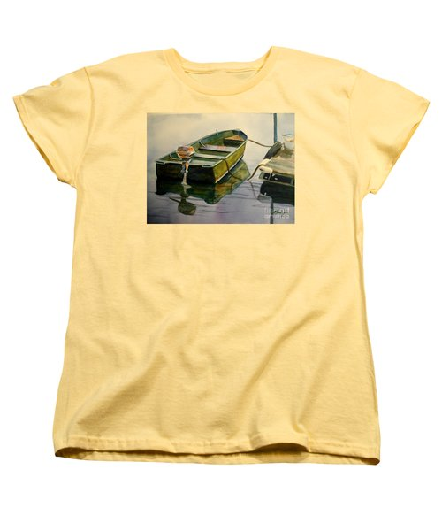 Old Pal Women's T-Shirt (Standard Cut) by Marilyn Jacobson