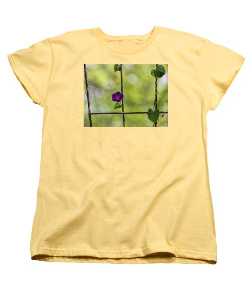One Women's T-Shirt (Standard Cut) by Tammy Espino