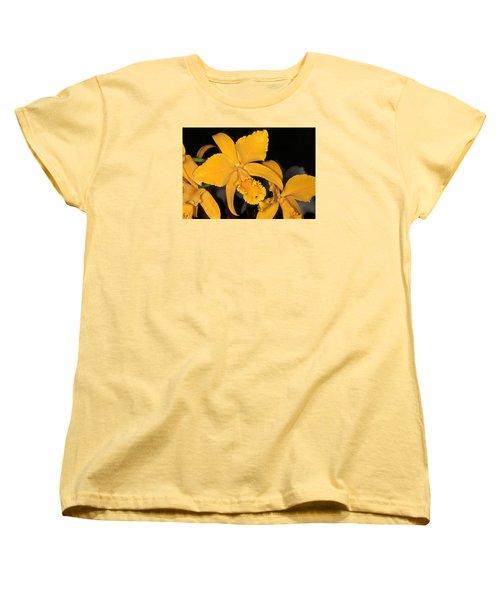 Orchid 5 Women's T-Shirt (Standard Cut) by Andy Shomock