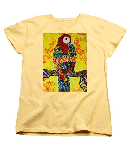 Parrot Oshun Women's T-Shirt (Standard Cut)