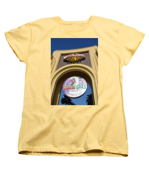 Women's T-Shirt (Standard Cut) featuring the photograph Party Time by David Nicholls