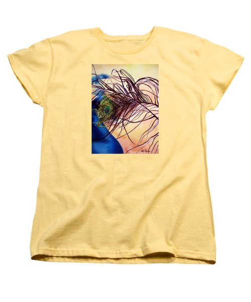 Preening For Attention Sold Women's T-Shirt (Standard Cut) by Lil Taylor