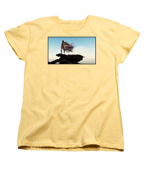 Princess Of Mars... Women's T-Shirt (Standard Cut)