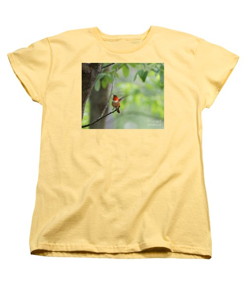 Ready For Take-off Women's T-Shirt (Standard Cut) by Leone Lund