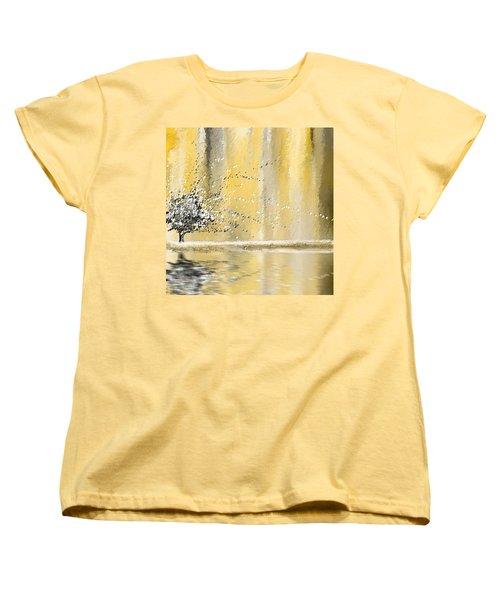 Reawakening Women's T-Shirt (Standard Cut) by Lourry Legarde