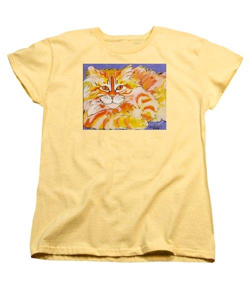 Rocket Women's T-Shirt (Standard Cut) by Alison Caltrider