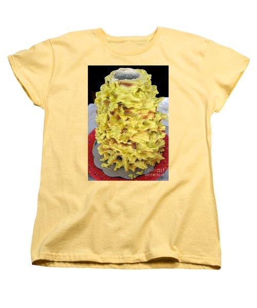Sakotis. Lithuanian Tree Cake. Women's T-Shirt (Standard Cut) by Ausra Huntington nee Paulauskaite