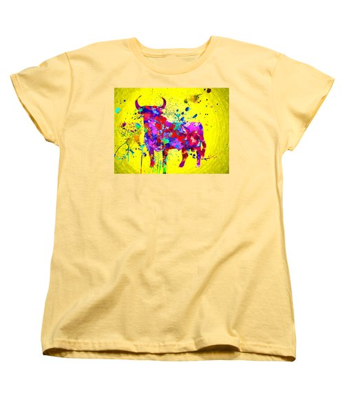 Spanish Bull Women's T-Shirt (Standard Cut)