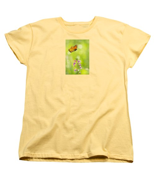 Spring Delight Women's T-Shirt (Standard Cut) by Alice Cahill