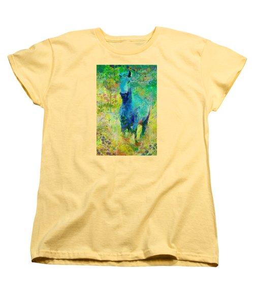 Summer Storm Women's T-Shirt (Standard Cut) by Greg Collins