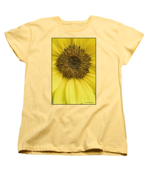 Sunflower Women's T-Shirt (Standard Cut)
