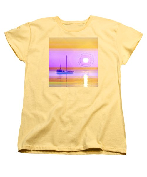 The Drifters Dream Women's T-Shirt (Standard Fit)