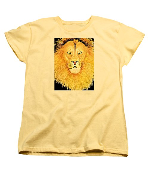 The Lion Women's T-Shirt (Standard Cut)