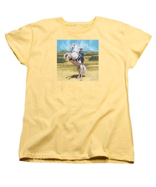 The Lone Ranger Women's T-Shirt (Standard Cut)