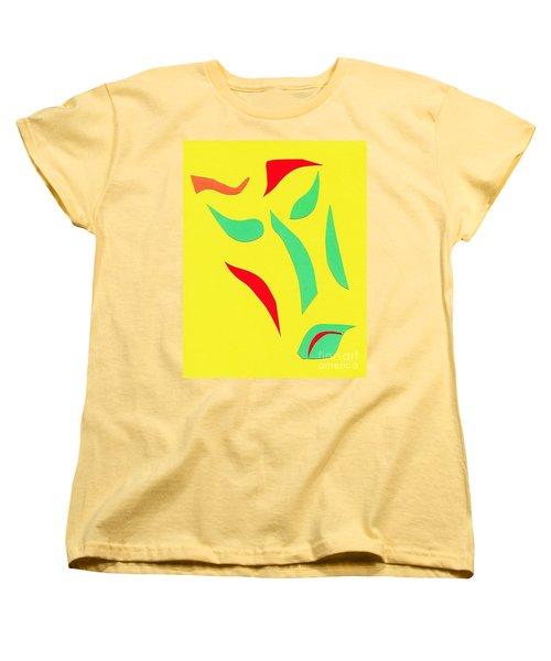 The Mask Women's T-Shirt (Standard Cut) by Delin Colon
