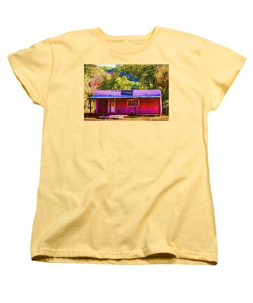 The Stand Women's T-Shirt (Standard Cut) by Muhie Kanawati