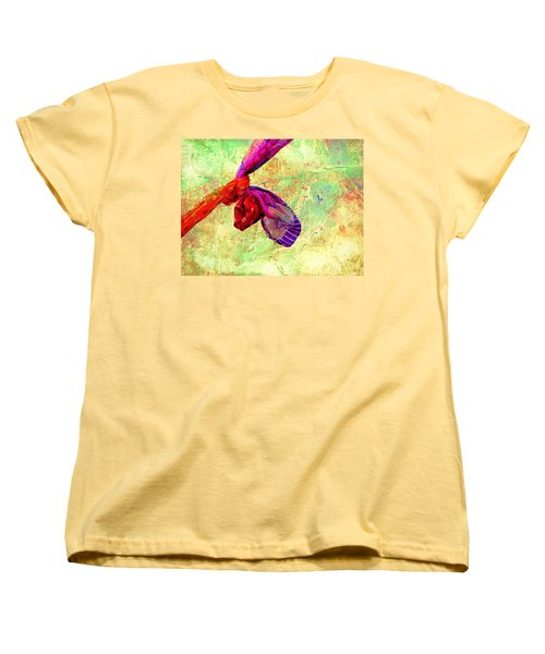 The Wedding Knot Women's T-Shirt (Standard Cut) by Prakash Ghai