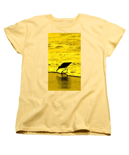 This Beach Belongs To Me Women's T-Shirt (Standard Cut) by Ian  MacDonald