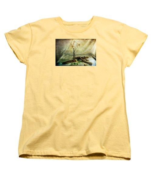 Today's Find Women's T-Shirt (Standard Cut) by Randi Grace Nilsberg