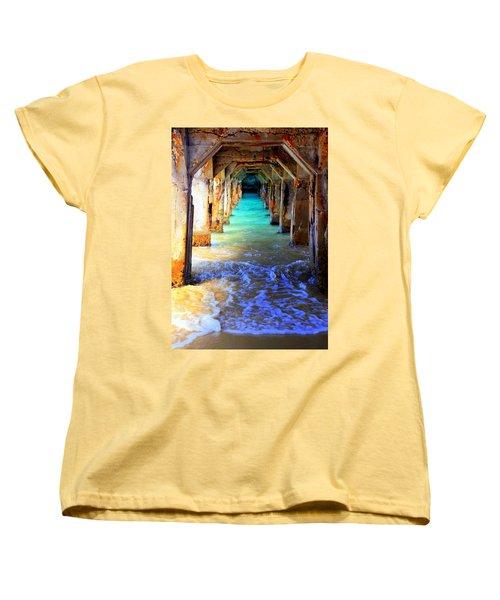 Tranquility Women's T-Shirt (Standard Cut)