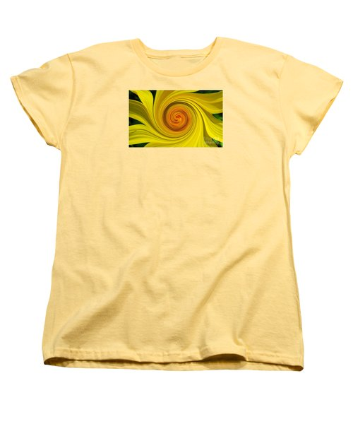 Twisted Women's T-Shirt (Standard Cut) by Janice Westerberg
