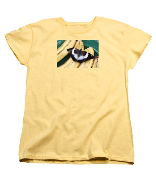 Violet-spotted Charaxes Butterfly Women's T-Shirt (Standard Cut)
