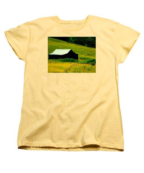 Way Back When Women's T-Shirt (Standard Cut)