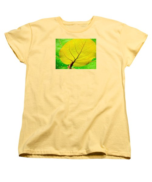 Women's T-Shirt (Standard Cut) featuring the photograph Weathered by Joy Hardee