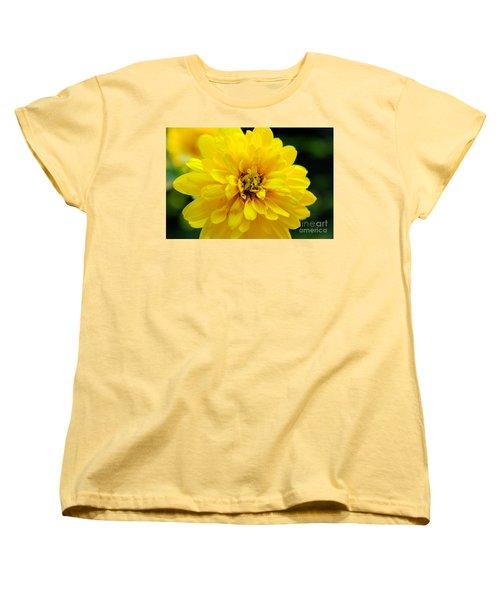 West Virginia Marigold Women's T-Shirt (Standard Cut)