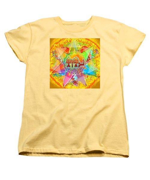 Yhwh 9 7 2014 Women's T-Shirt (Standard Cut) by Hidden  Mountain