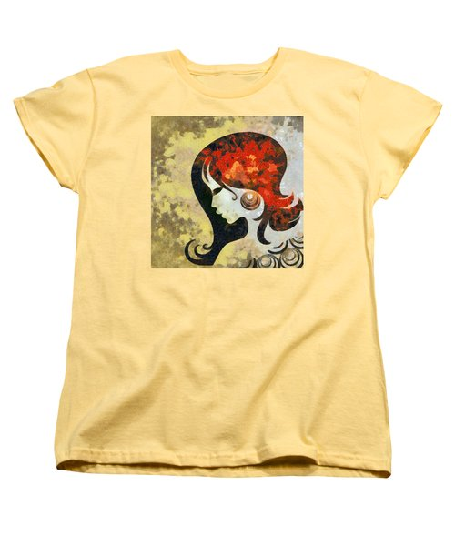 You Are The Only 1 Women's T-Shirt (Standard Cut) by Angelina Vick