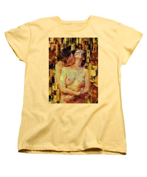 You're Mine Women's T-Shirt (Standard Cut) by Kurt Van Wagner