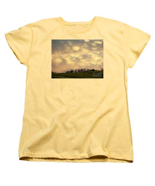 After The Storm Women's T-Shirt (Standard Cut) by Dorrene BrownButterfield