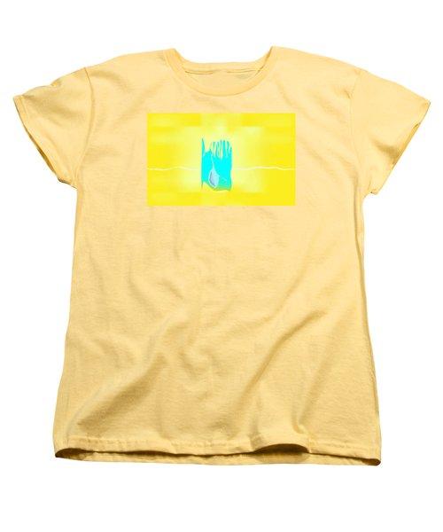 Bluegrass Women's T-Shirt (Standard Cut) by Kevin McLaughlin
