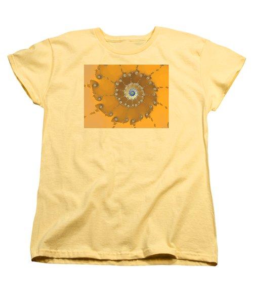 Classic Nautilus Women's T-Shirt (Standard Cut) by Mark Greenberg