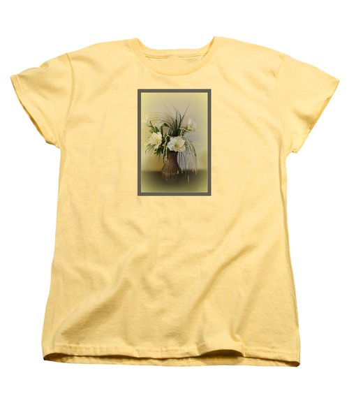 Women's T-Shirt (Standard Cut) featuring the photograph Happiness by Sherri  Of Palm Springs