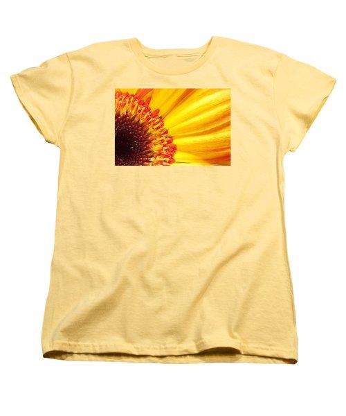 Little Bit Of Sunshine Women's T-Shirt (Standard Cut) by Eunice Gibb