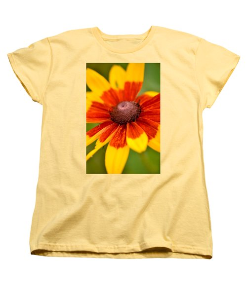 Women's T-Shirt (Standard Cut) featuring the photograph Looking Susan In The Eye by JD Grimes