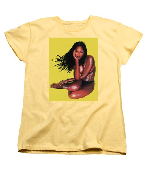 Naomi Campbell Women's T-Shirt (Standard Cut)
